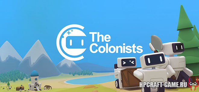 The Colonists v1.1.4.5 - полная версия
